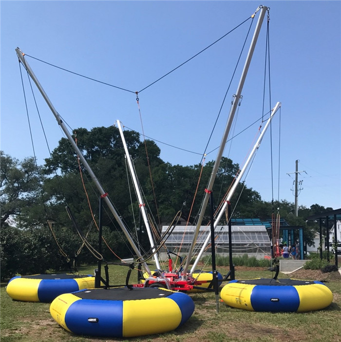 Kids Inflatable Bungee