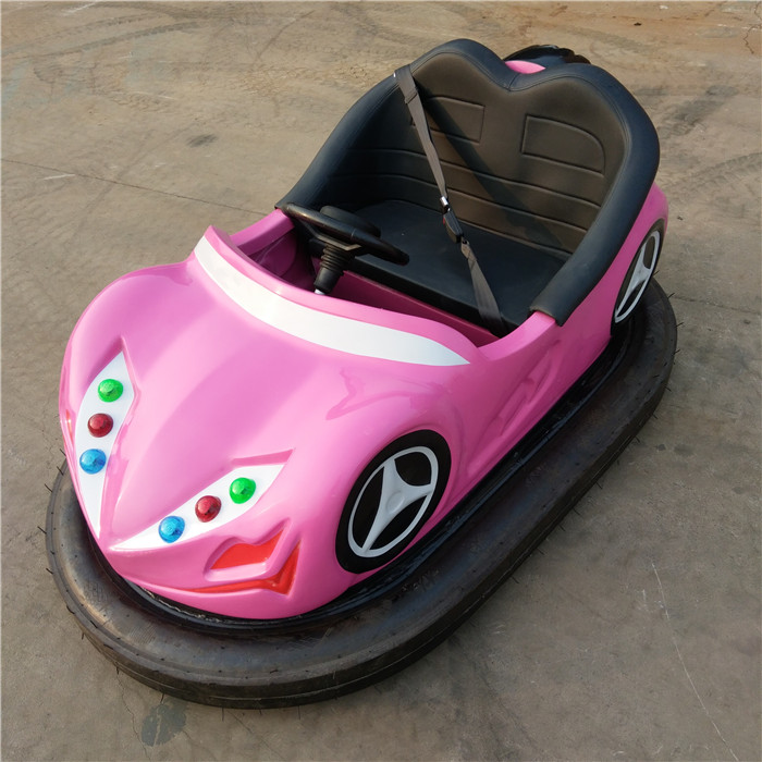 Fairground bumper car