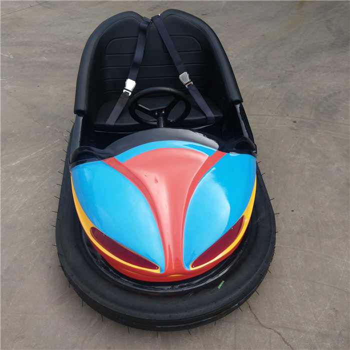 Drift bumper car