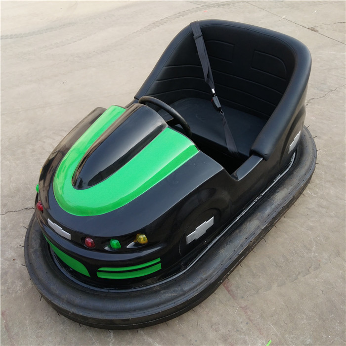 Customized electric bumper car