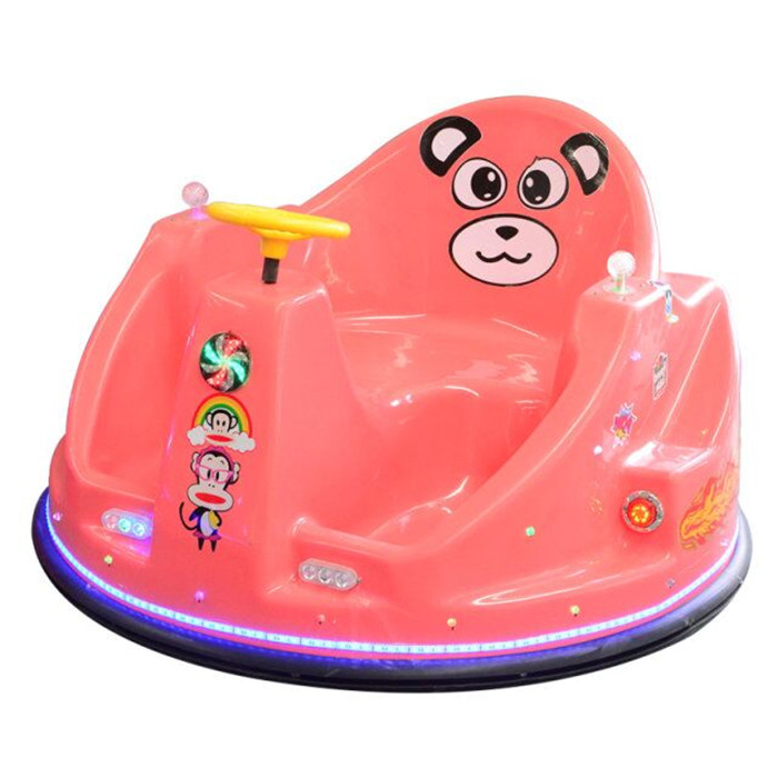 UFO mini bumper car