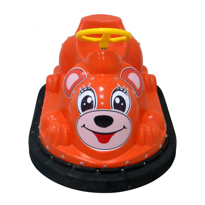Animal mini bumper car